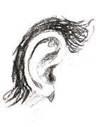 how to draw an ear