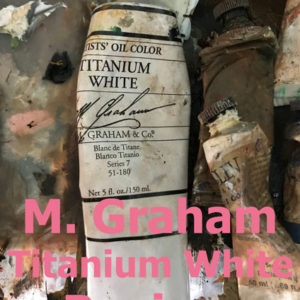 m graham titanium white review