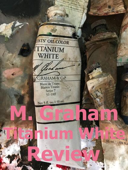 m graham titanium white review