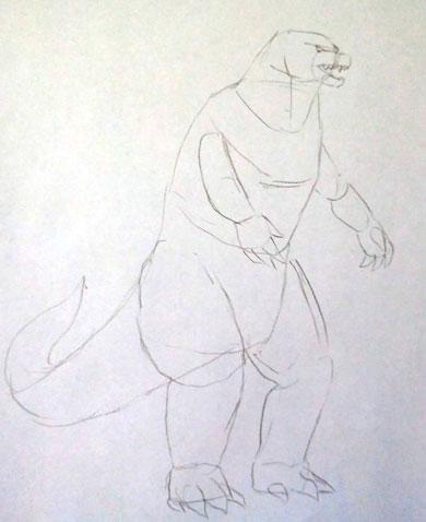 godzilla-drawing-step-4